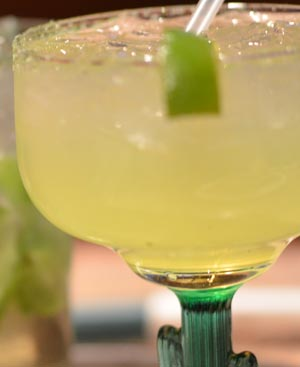 Try our Margaritas